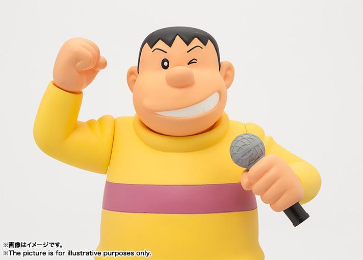 """Figuarts ZERO Gouda Takeshi (Gian) """"Doraemon"""""""