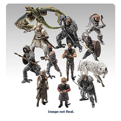 Game Of Thrones Toys : Game of thrones construction mini figures series case