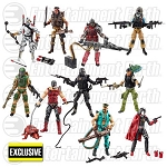 G.I. Joe 50th Anniversary Action Figures 2-Packs Wave 3 Case - Exclusive