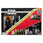 Star Wars Black Series 40th Anniversary 6-inch Darth Vader Action Figure