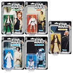 Star Wars Black Series 40th Anniversary 6-Inch Figures Wave 1 Case