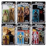 Star Wars Black Series 40th Anniversary 6-Inch Action Figures Wave 2