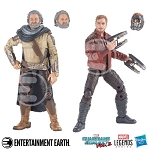 Marvel Legends Guardians of the Galaxy Vol. 2 Star-Lord and Ego Action Figures 2-Pack