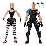 Watchmen Doomsday Clock Comedian and Marionette Action Figure 2-Pack