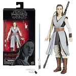 Star Wars The Black Series Rey (Jedi Training) Action Figure