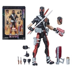 Marvel Legends 12-Inch Agent of Weapon X Deadpool