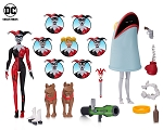 DC COLLECTIBLES BATMAN ANIMATED HARLEY QUINN EXPRESSIONS PACK