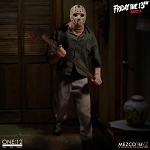 Mezco One:12 Collective Friday the 13th Part 3 Jason Voorhees