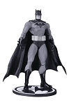 BATMAN BLACK AND WHITE HUSH ACTION FIGURE BY JIM LEE