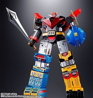 "Bandai Soul Of Chogokin GX-60R God Sigma (Renewal Ver.) ""Space Emperor God Sigma"""