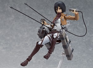 Figma Mikasa Ackerman Attack On Titan