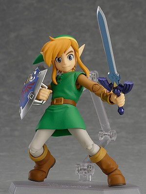 The Legend of Zelda: A Link Between Worlds Link Figma Action Figure