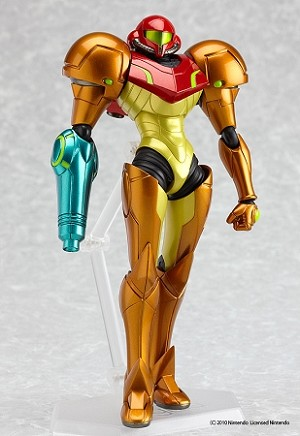 "Figma amus Aran Action Figure ""Metroid Other M"" 133"