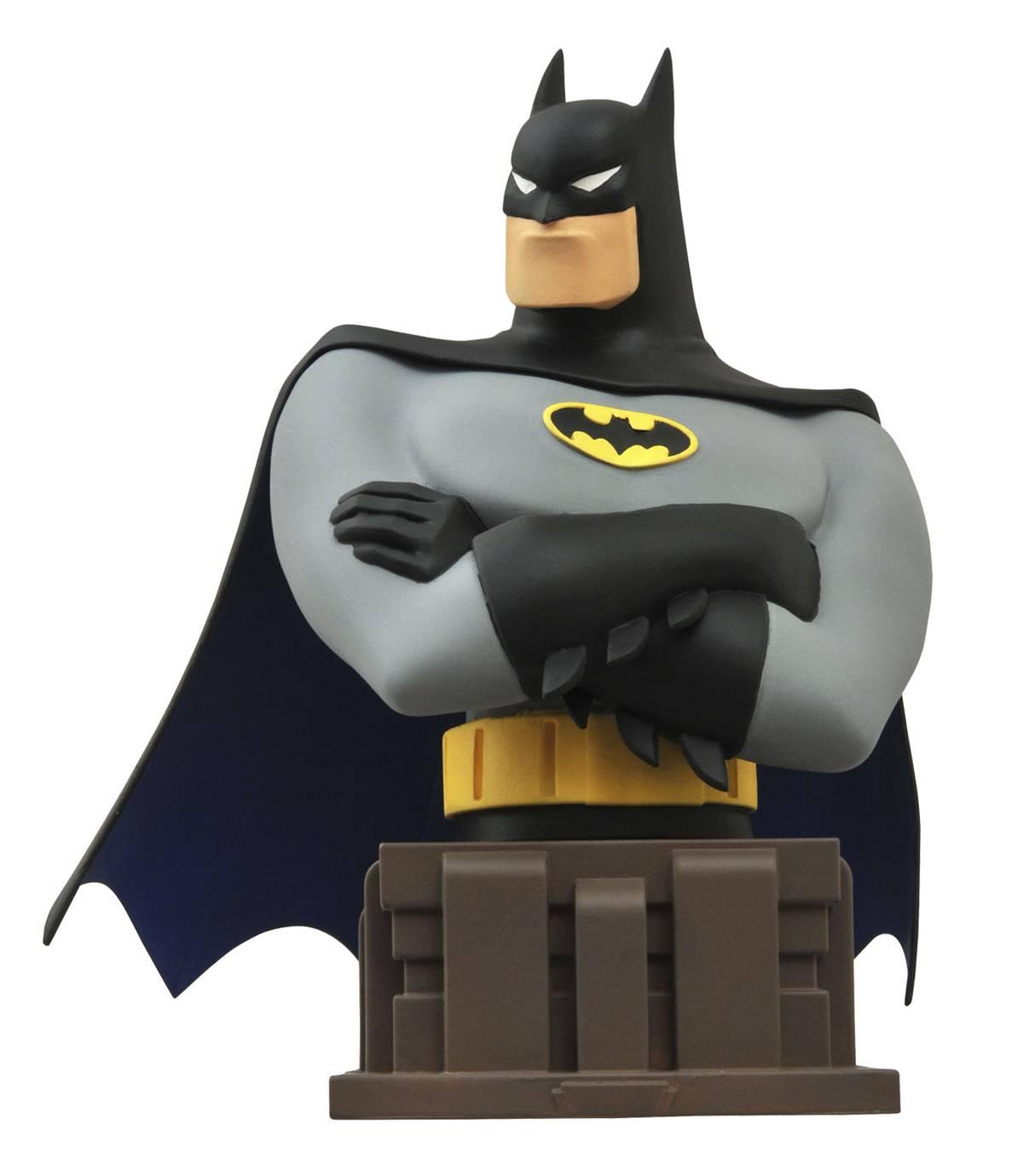 Batman The Animated Series The Joker Resin Bust Diamond Select Toys