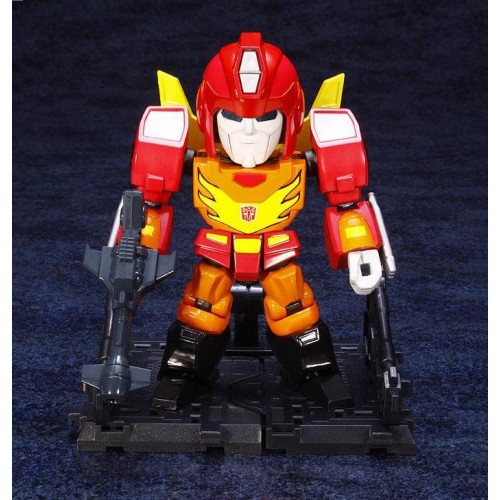 IN STOCK USA ES Alloy Transformers Rodimus Prime Cybertron Commander Convoy