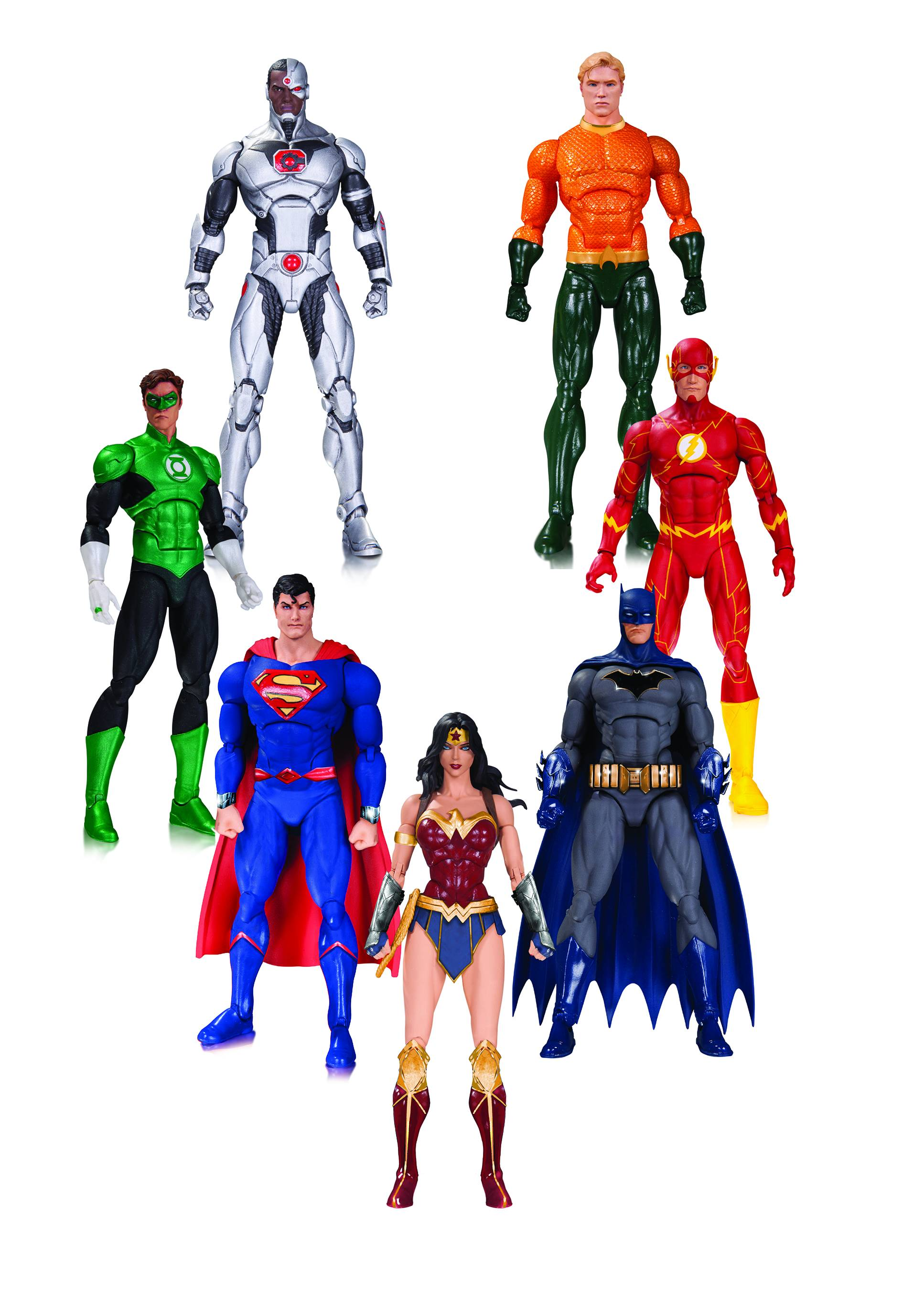 justice league of america toys action figures and - HD1934×2732