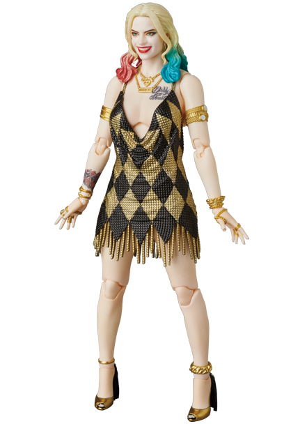 75d99023e722a7 SUICIDE SQUAD HARLEY QUINN MAF EX DRESS VERSION ACTION FIGURE