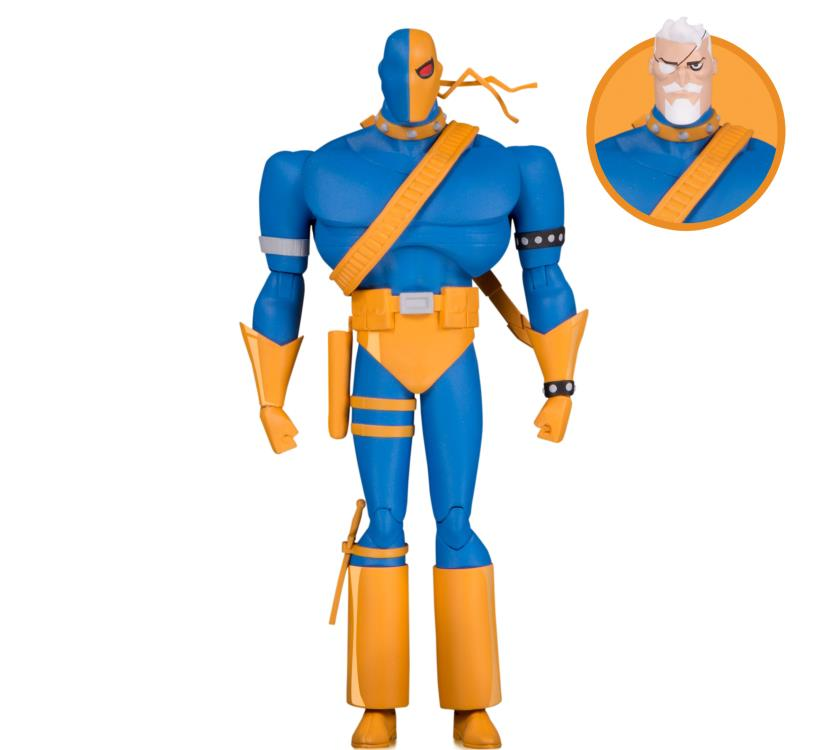 DEATHSTROKE- Batman: The Adventures Continue Action Figure