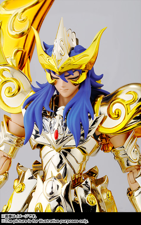 NEW Saint Cloth Myth EX Saint Seiya SCORPIO MILO God Cloth Action Figure BANDAI