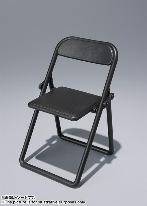 Swell Bandai Tamashii Stage Act Ring Corner Neutral Corner Pipe Chair Set Ibusinesslaw Wood Chair Design Ideas Ibusinesslaworg