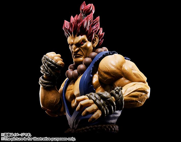 Bandai S.H.Figuarts Akuma Street Fighter V IN STOCK USA