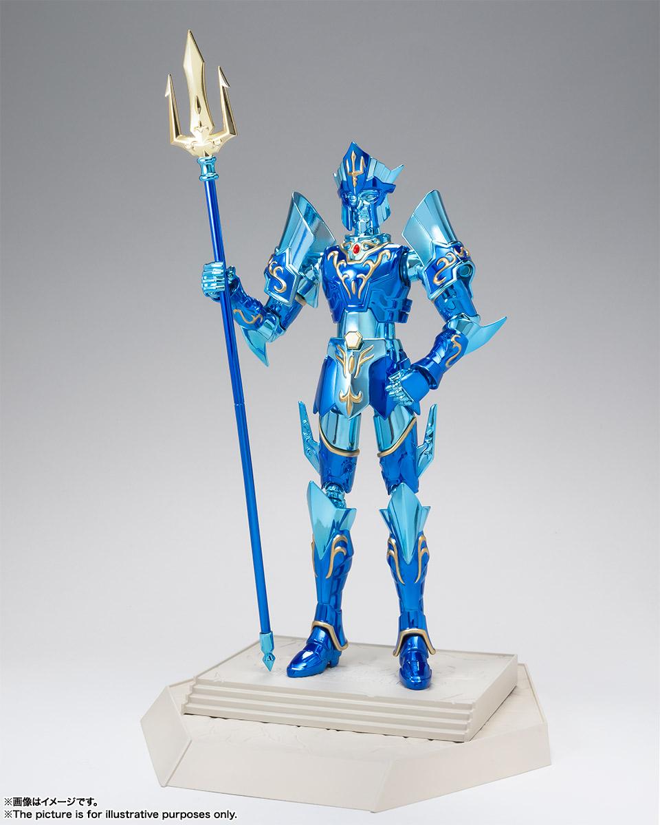 Bandai Saint Cloth Myth Poseidon -15th Anniversary Ver-