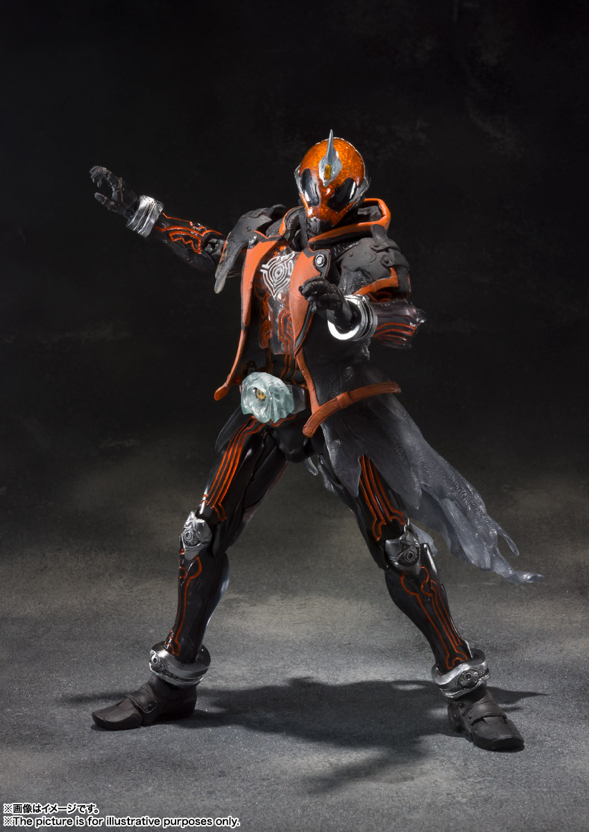 Kamen Rider Ghost Ore Damashii...