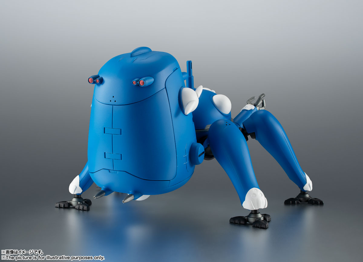 Side Ghost Tachikoma Ghost In The Shell S A C 2nd Gig 2045 Bandai Spirits The Robot Spirits