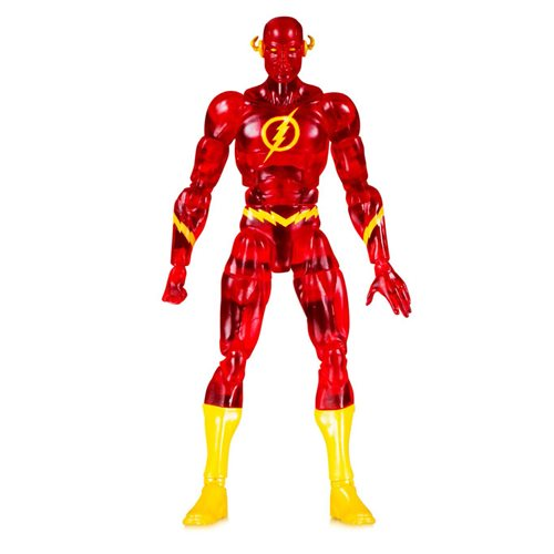 FLASH SPEED FORCE - DC Essentials Action Figure
