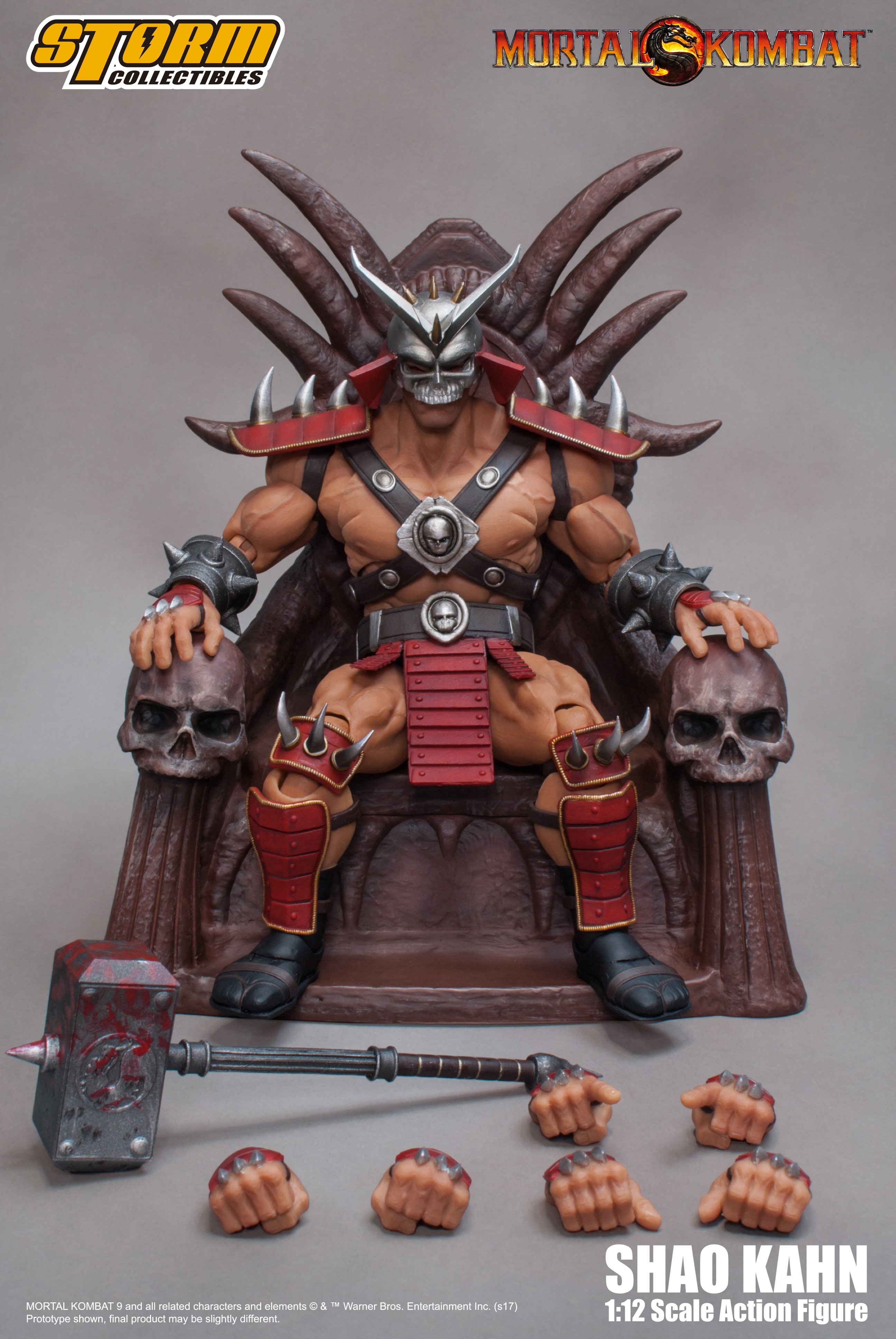 Storm Collectibles Shao Kahn