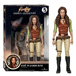 Firefly: Zoe Washburne Legacy Action Figure