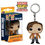Doctor Who: 11th Doctor Pocket Pop! Vinyl Keychain