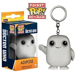 Doctor Who: Adipose Pocket Pop! Vinyl Keychain