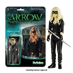 Arrow TV: Black Canary ReAction 3 3/4'' Retro Action Figure