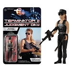 Terminator 2: Sarah Connor ReAction 3 3/4'' Retro Action Figure