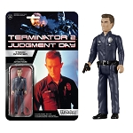 Terminator 2: T-1000 Officer ReAction 3 3/4'' Retro Action Figure
