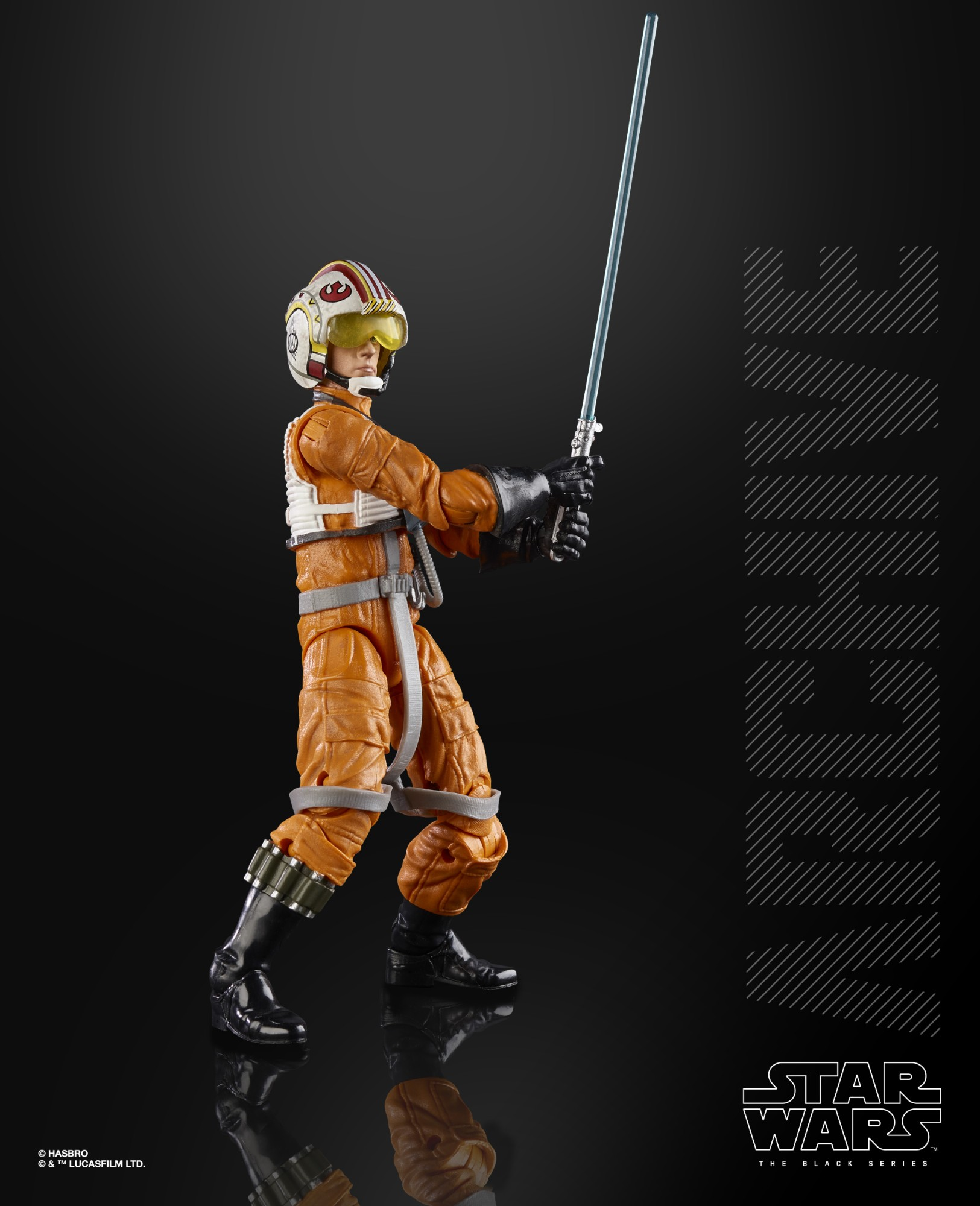 "Star Wars Archive Series 6/"" Luke Skywalker NEW"