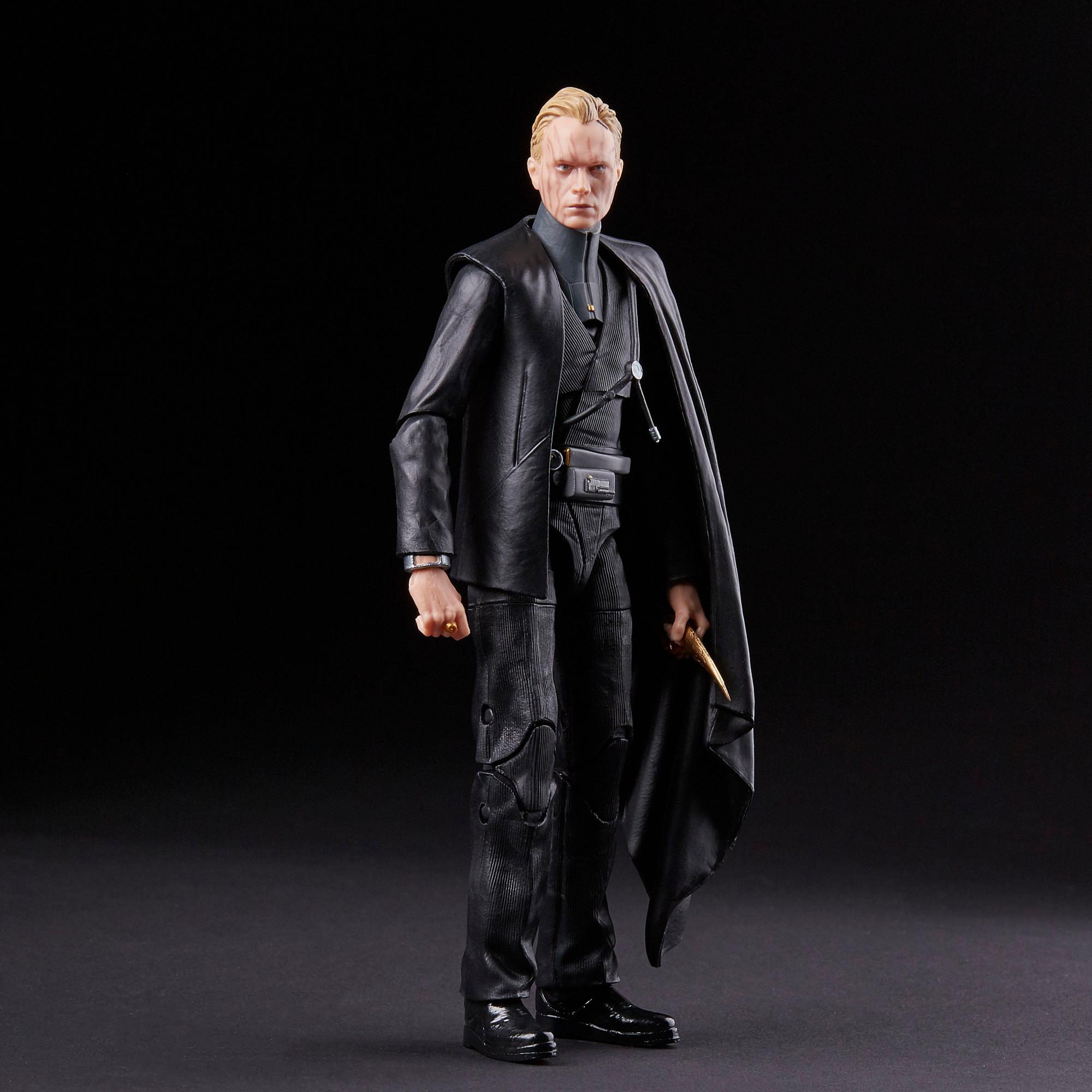 New In Stock Star Wars The Black Series Dryden Vos 6-Inch Figure