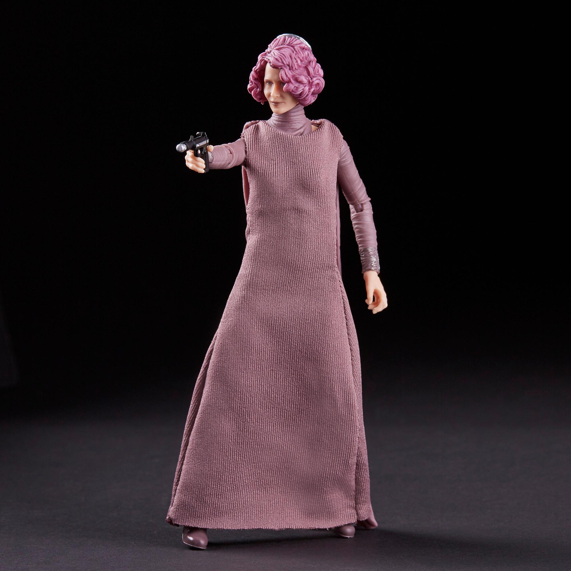 "Star Wars Vice Admiral Holdo The Black Series 6/"" Figure Brand New"