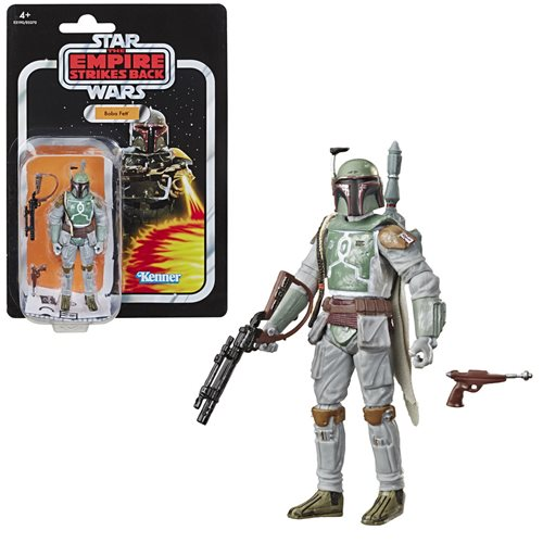 BOBA FETT - EMPIRE STRIKES BACK Star Wars The Vintage Collection 3 3/4 inch Action Figure