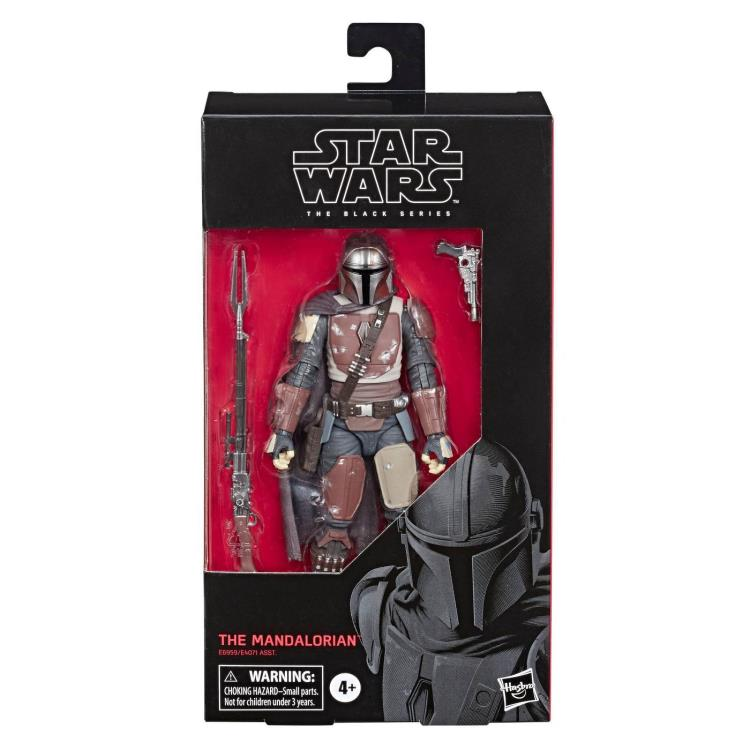 THE MANDALORIAN Star Wars The Black Series 6-inch Action Figure