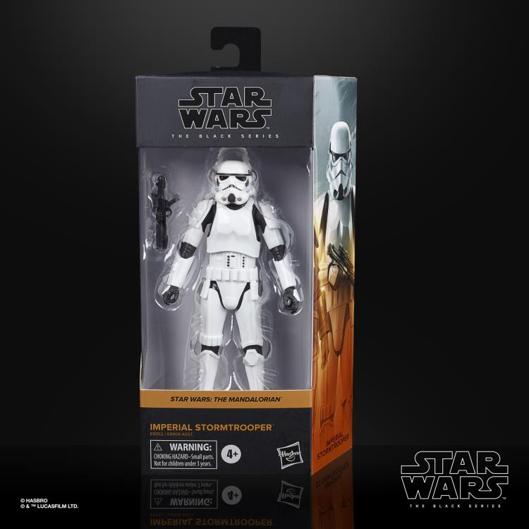 IMPERIAL STORMTROOPER (THE MANDALORIAN) Star Wars The Black Series 6-inch Action Figure