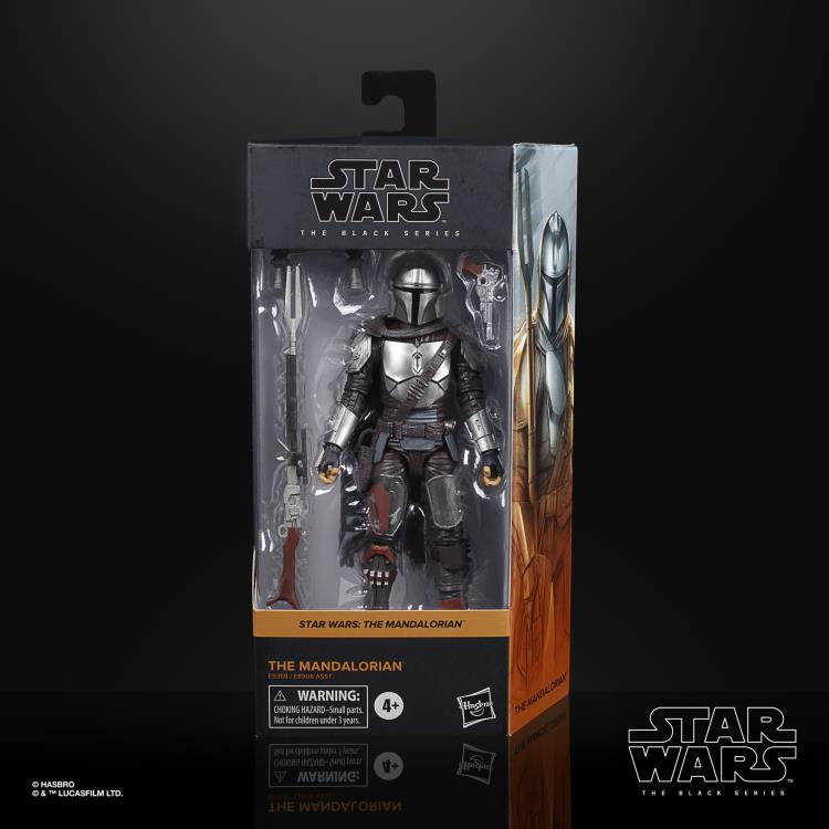THE MANDALORIAN (BESKAR) Star Wars The Black Series 6-inch Action Figure