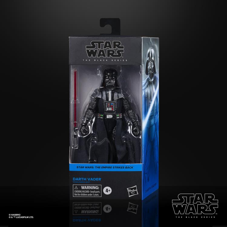 DARTH VADER Star Wars The Black Series 6-inch Action Figure