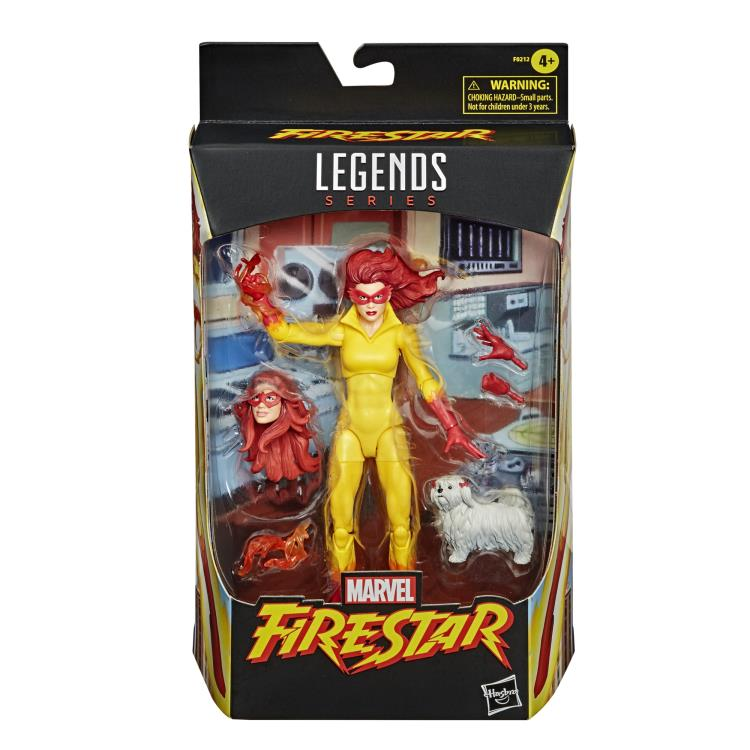 FIRESTAR - MARVEL LEGENDS 6-INCH EXCLUSIVE ACTION FIGURE