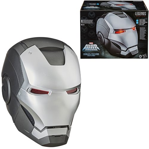 War Machine Helmet Prop Replica - Exclusive MARVEL LEGENDS SERIES