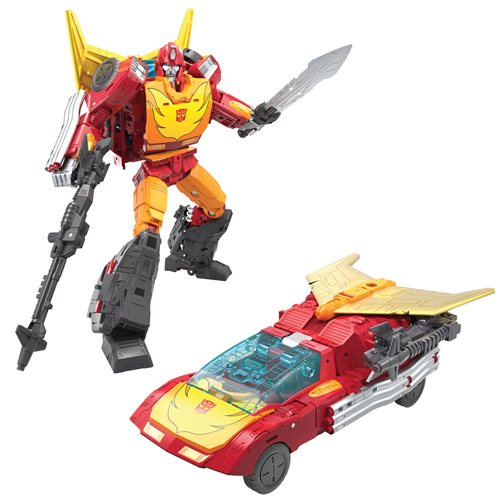 COMMANDER RODIMUS PRIME - Transformers War for Cybertron