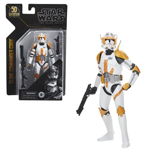 CLONE COMMANDER CODY - Star Wars The Black Series 6-inch Action Figure