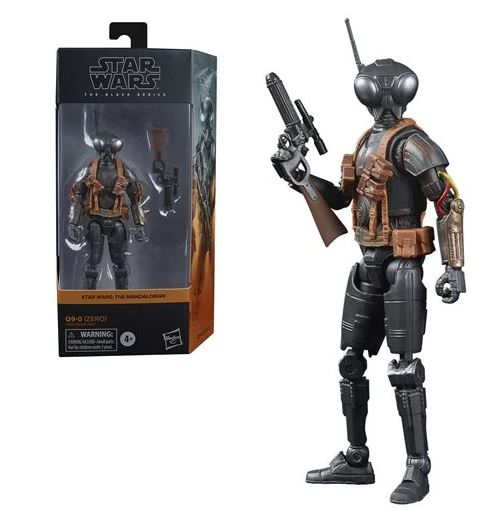Q9-0 - Star Wars The Black Series 6-Inch Action Figure