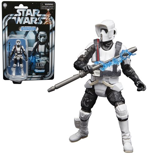 SHOCK SCOUT TROOPER - Star Wars The Vintage Collection Gaming Greats 3 3/4 inch Action Figure